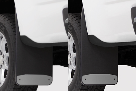Mud Flaps Adjustable 4 Ways