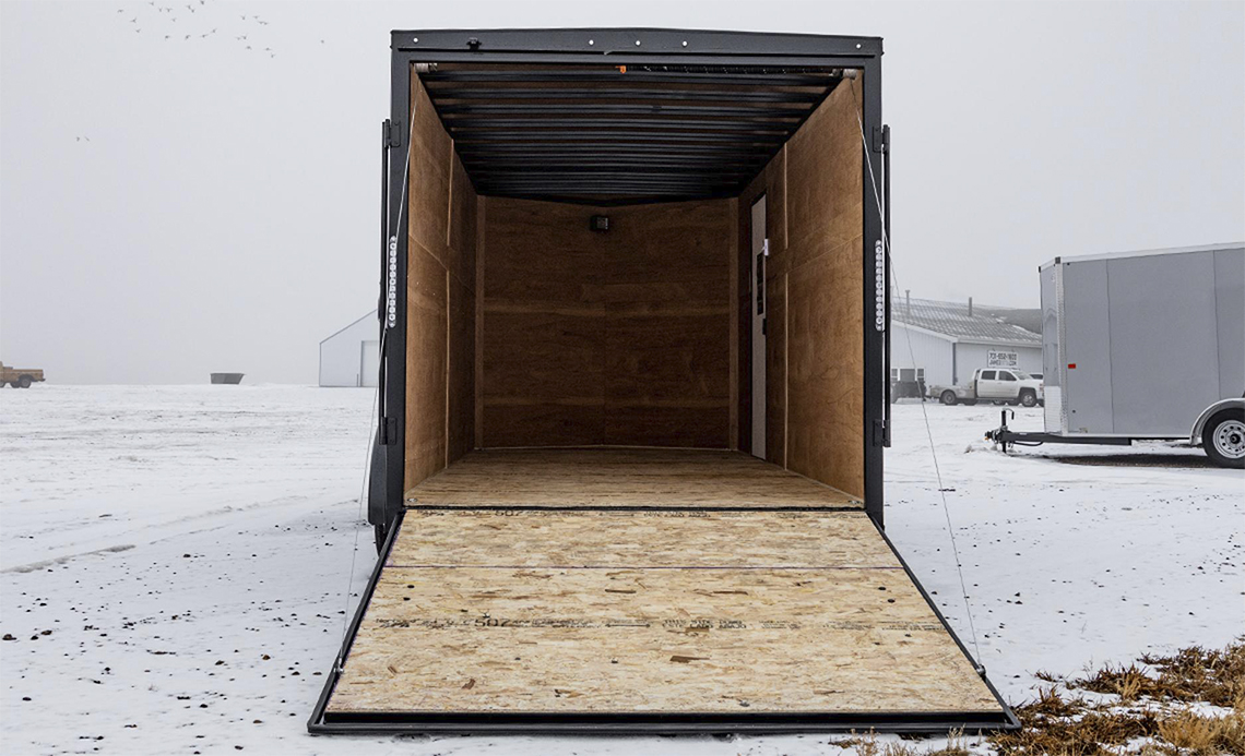 Aero Enclosed Cargo Trailer 3