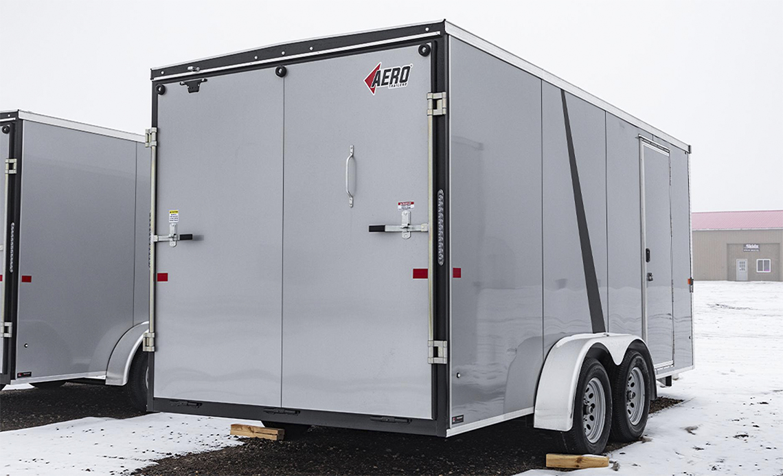 Aero Enclosed Cargo Trailer