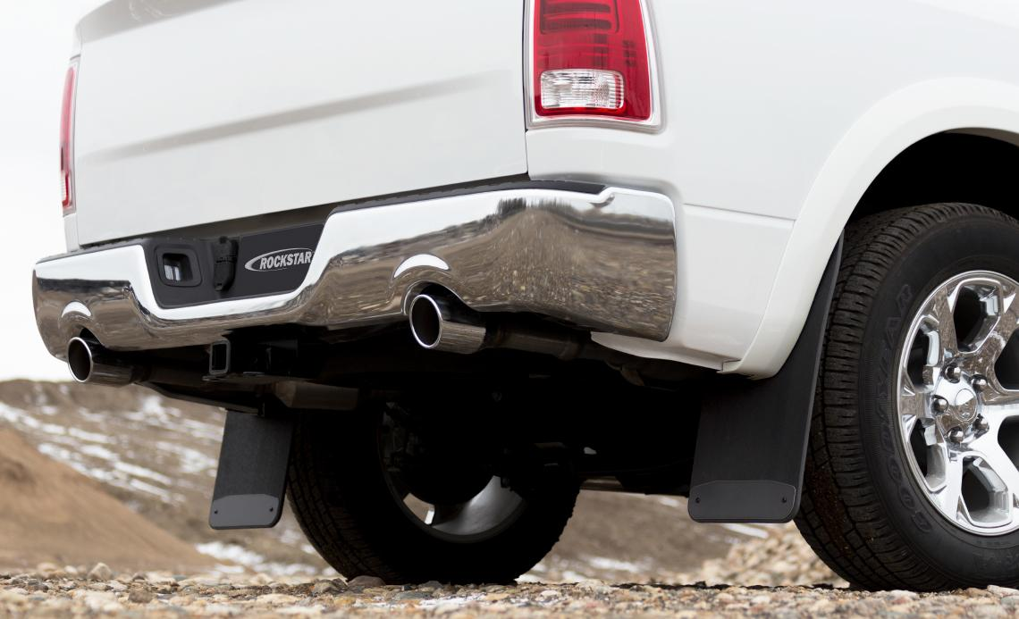 Splash Guard Mud Flaps - Universal Customizable 3