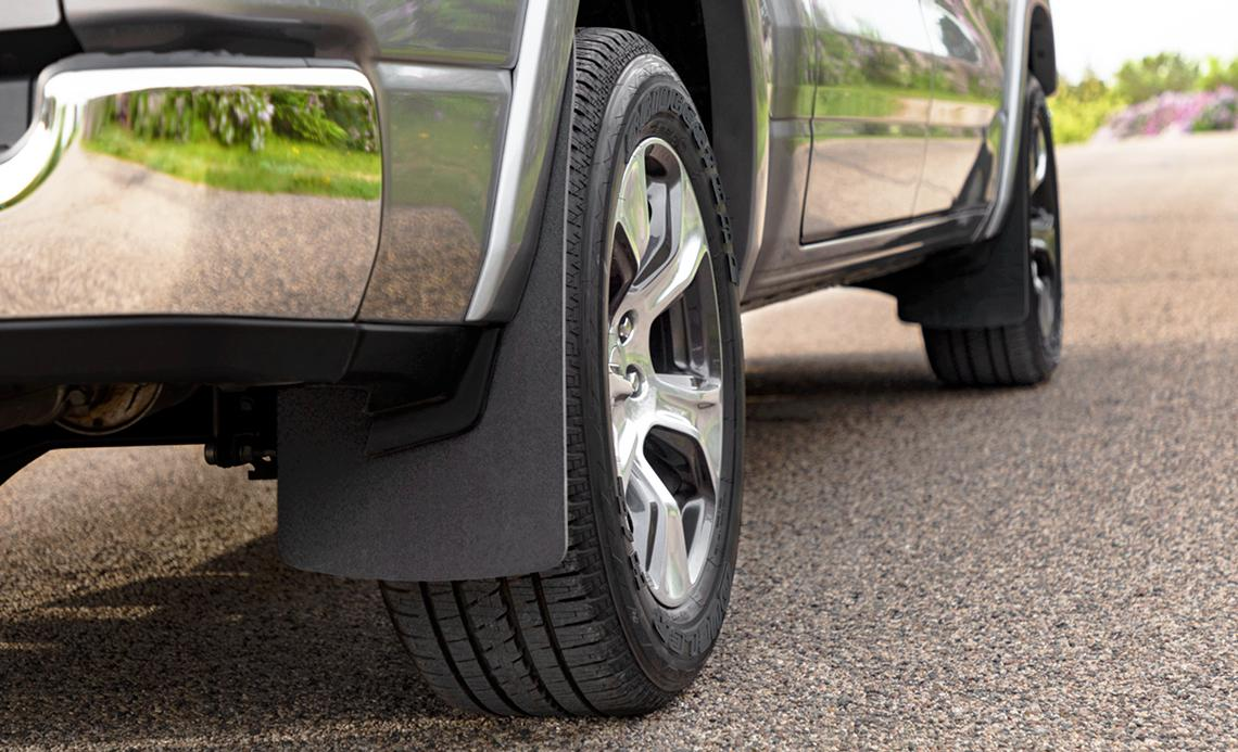Splash Guard Mud Flaps - Model Specific 2