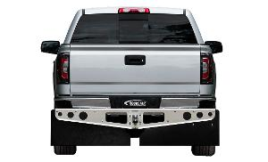 ROCKSTAR™ XL Hitch Mounted Mud Flaps